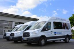 3 Ford Rolli Rollstuhl-Transporter, barrierefrei - Musshoff Touristik Lippstadt