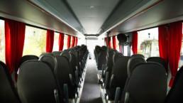 MAN Lion's Regio Reisebus Innenansicht - Musshoff Touristik Lippstadt