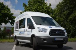 Ford Rolli Rollstuhl-Transporter, barrierefrei - Musshoff Touristik Lippstadt