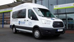 Ford Transporter Rolli Seitenansicht - Musshoff Touristik Lippstadt
